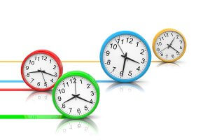 time management course training materials