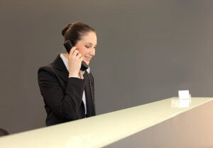 Receptionist Training