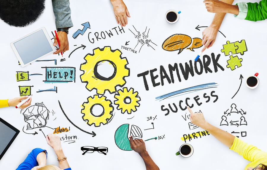 Building Effective Teams - 5 Actions For Team Leaders
