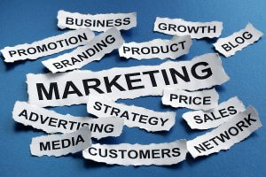 Marketing for salespeople