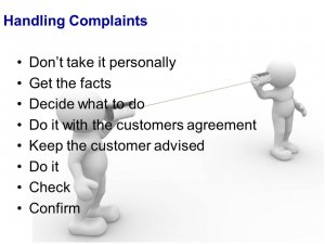 Ppt complaints mgt – best practices powerpoint presentation id.